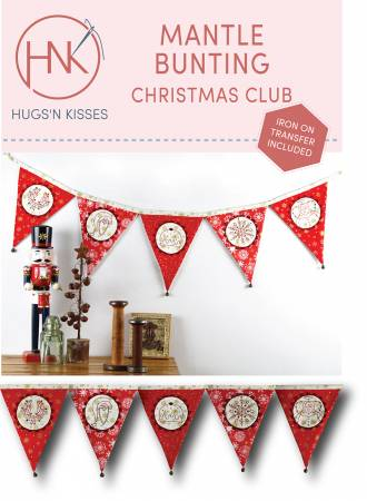 Mantle Bunting HNK Christmas Club