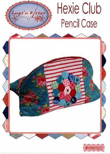 Hexie Club Pencil Case