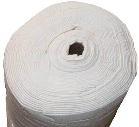 100% Cotton with Scrim Batting 120in