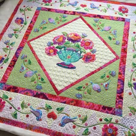 Rosalita - Machine Embroidery CD