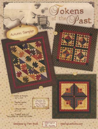 Tokens of the Past: Autumn Sampler