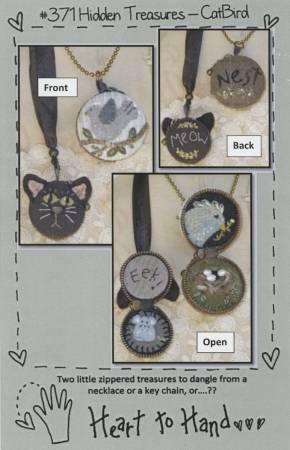 PT W Heart to Heart Hidden Treasures Catbird
