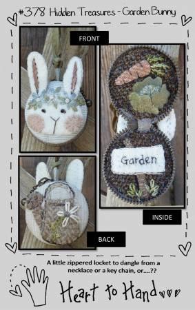 Hidden Treasures Garden Bunny