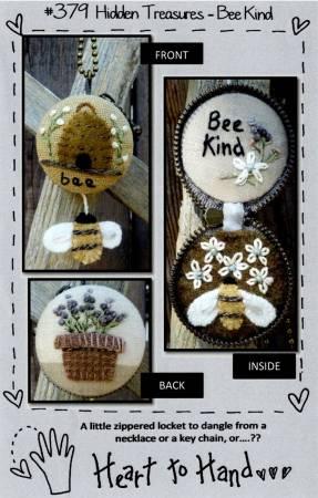 Hidden Treasures Bee Kind