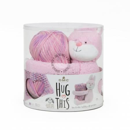 Hug This! Yarn Kit Bunny