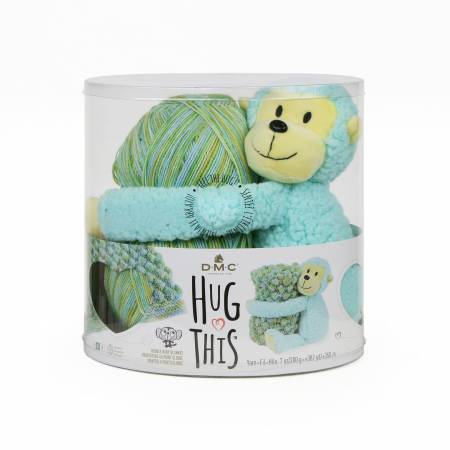 Hug This! Yarn Kit Monkey