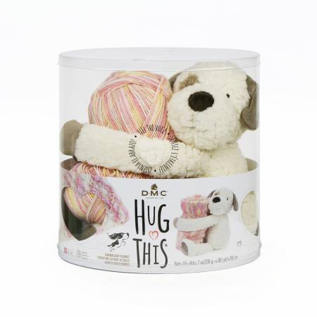 Hug This! Yarn Kit Puppy