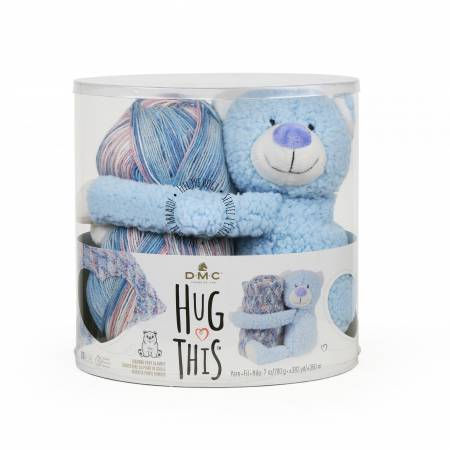 Hug This! Yarn Kit Teddy