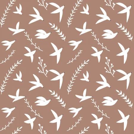 Pond Life - Birds in Flight - Truffle - ID104-TR2