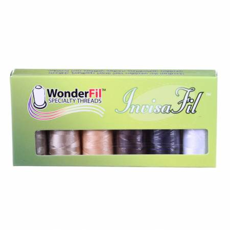 Wonder-Fil Invisa-Fil Mini Pack B002