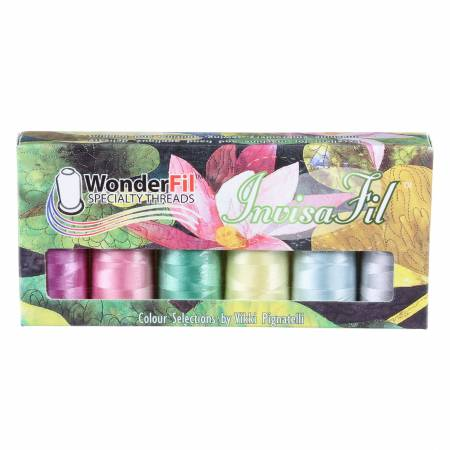 Invisafil 6-pack B006 Luscious and Lovely