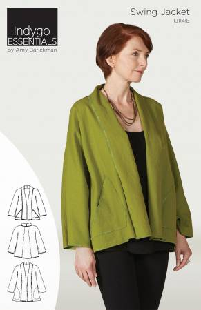 Swing Jacket by Indyo Junction