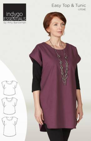 Easy Top & Tunic by Indyo Junction