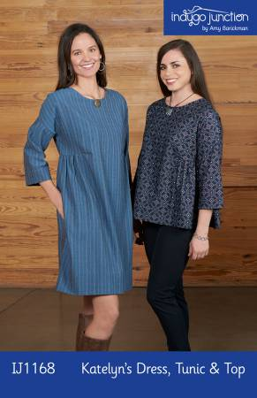 Katelyns Dress Top and Tunic Pattern