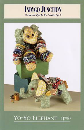 Yo-Yo Elephant - IJ790