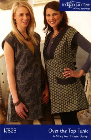 Over The Top Tunic by Indygo Junction