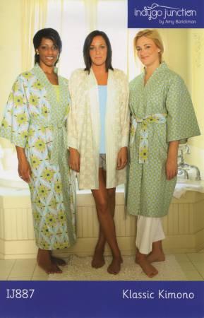 Klassic Kimono Pattern by Indygo Junction