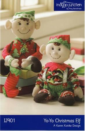 Yo-Yo Christmas Elf - IJ901