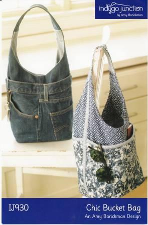 Chic Bucket Bag