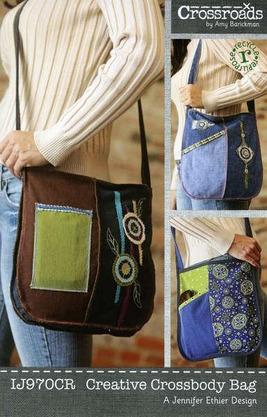 PT- Creative Crossbody Bag