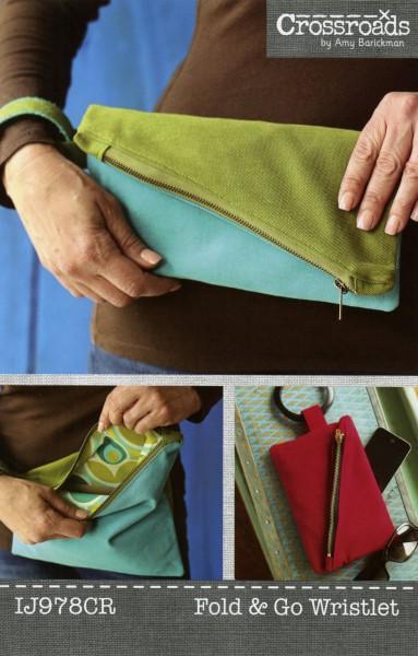 Fold & Go Wristlet