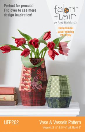 Vase & Vessels Fabriflair Pattern - Indygo Junction
