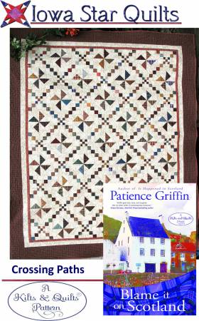 The Gandiegow Crossing Paths Quilt