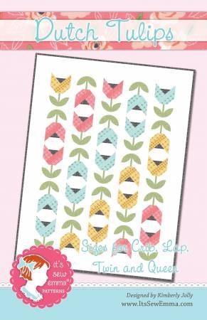 Dutch Tulips - It's Sew Emma