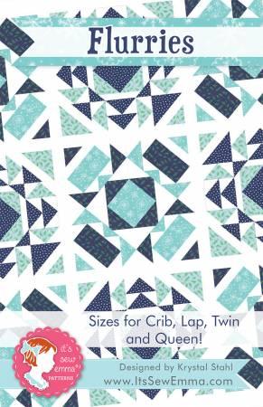 Flurries Quilt Pattern