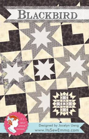 Blackbird Quilt Pattern by Its Sew Emma