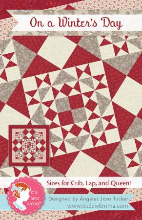On A Winters Day Quilt Pattern