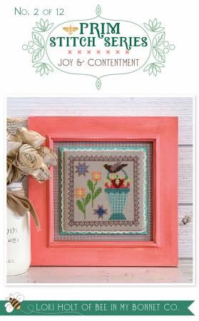 Prim Stitch Series 2 Joy & Contentment