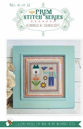 PT CS Prim Stitch Series 4 Kindness & Generosity