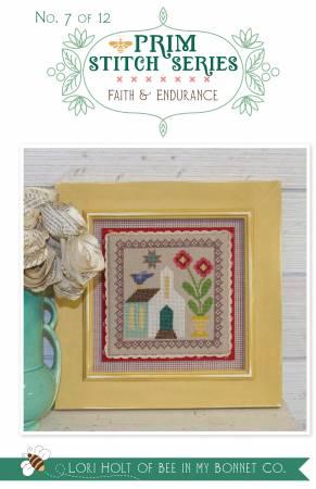 Prim Stitch Series #7 - Faith & Endurance