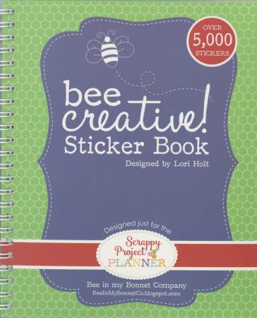 Bee Creative! Sticker Book