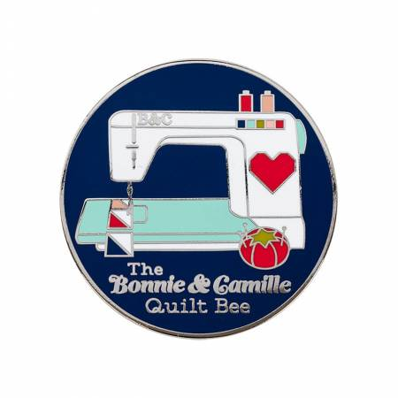 Sewing with Bonnie and Camille Enamel Needle Minder