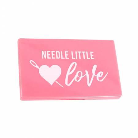 Needle Little Love Pink Magnetic Needle Case
