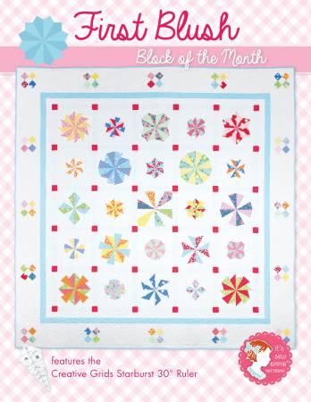 First Blush Quilt Book
