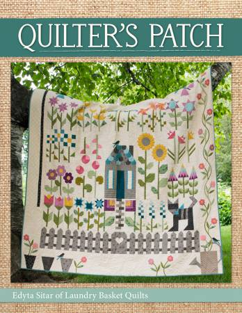 Quilter's Patch  by Edyta Sitar