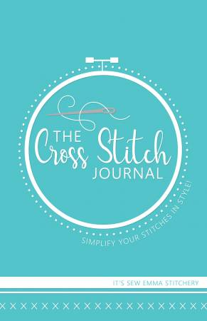 the cross stitch journal