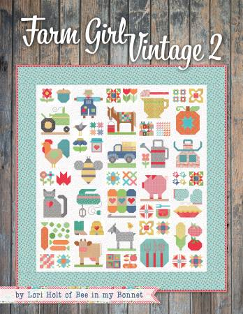 Farm Girl Vintage 2 by Lori H
