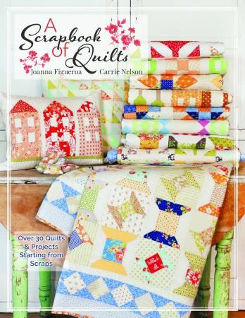 A Scrapbook Of Quilts Book