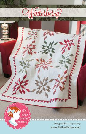 Winterberry Quilt Pattern