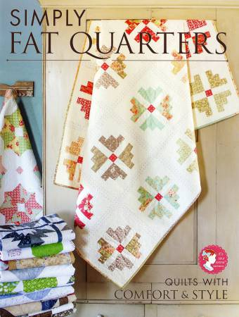 Simply Fat Quarters - Softcover