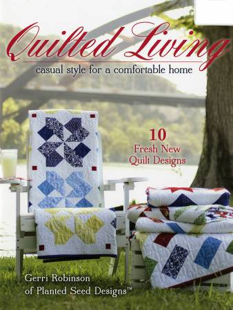 Quilted living - Softcover