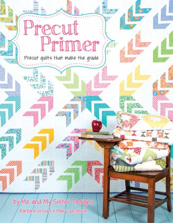 Precut Primer Softcover by Me and My Sister Designs ISE907