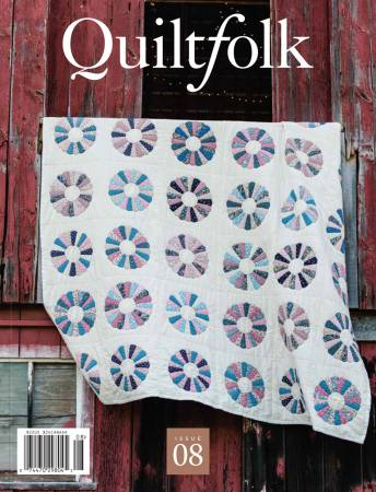 Quiltfolk Issue 08