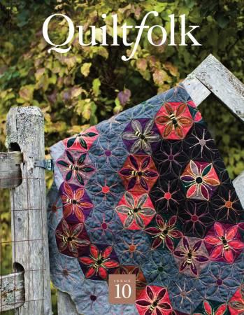 Issue 10 Quiltfolk - Vermont