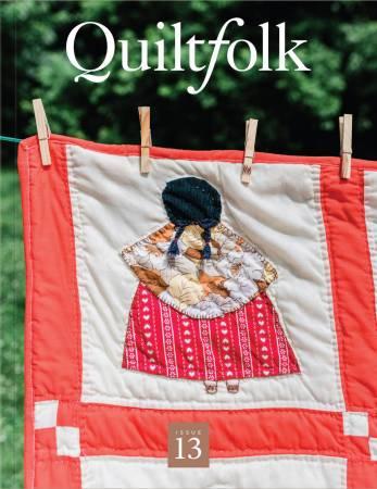 Quiltfolk Issue 13