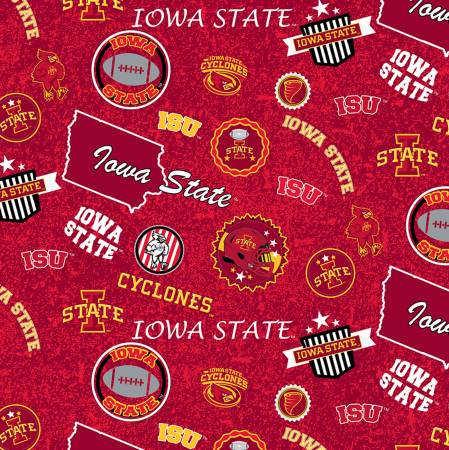 NCAA-Iowa State Cyclones Home State Cotton